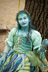 (Picture Pages by Patrick) Tags: bristolrenaissancefaire renaissance faire fair renfaire renfair art artist girl fairy woodland water wet beautiful imagination gorgeous dress kid bustier play corset fantasy bodice realm braids wreath bodypaint body paint shirt tshirt kenosha wisconsin wi lake lady ladyofthelake