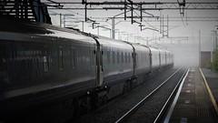 Delayed (TimboM) Tags: wcml actonbridge actonbridgestation class90 90049 skoda freightliner powerhaul gbrf gbrailfreight serco caledoniansleeper beds sleeper sleepertrain highlander 1m16 mist delayed mk3 mk2