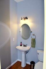DSC_3868HalfBathAfter (rdmsf) Tags: rdmsf 8939 huntersville nc northcarolina home remodel