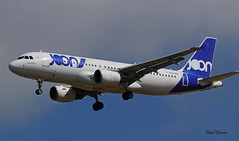 Airbus A320-214 n° 3008 ~ F-GKXN  JOON (Aero.passion DBC-1) Tags: spotting cdg 2019 dbc1 david biscove aeropassion avion aircraft aviation airport plane airlines airliner roissy airbus a320 ~ fgkxn joon