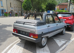 Citroen Visa Super E Cabriolet (Spottedlaurel) Tags: citroen visa cabriolet