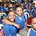 Presidente Danilo Medina entrega dos escuelas a comunidad de Manoguayabo. 1,610 estudiantes beneficiados con Jornada Escolar Extendida