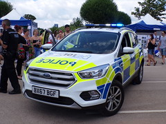 - Staffs Police - BX67 BGF - 101_1744 (Call the Cops 999) Tags: uk gb united kingdom great britain england 999 112 emergency service services vehicle vehicles 101 police policing constabulary law and order enforcement