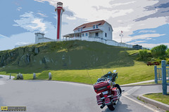 "Harley ElectraGlide Cape Forchu (Rodney Hickey Photography) Tags: rodneyhickey rodneyhickeyphotography rodneyhickeyphotographyanddesign rhp halifax adobe adobecs adobecreativesuite lightroom nikon z6 z nikkor mirrorless ℤ6 ""v ℤ6"" ""nikon z6"" ""lower sackvillemiddle sackvillebedforddartmouthnova scotia sackville ns canada photoshop portraiture landscape wildlife wwwrodneyhickeyphotographyca httpwwwrodneyhickeyphotographyca harley davidson cruiser touring motorcycle outdoors ride fun electraglide ultra classic red hog cape forchu lighthouse tourism"