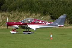 G-STUU Bristell NG5 Speed Wing cn LAA 385-15512 Sywell 01Sep19 (kerrydavidtaylor) Tags: orm egbk sywellaerodrome northamptonshire brmaero