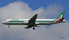 Airbus A321 ~ EI-IXV  Alitalia (Aero.passion DBC-1) Tags: spotting cdg 2019 dbc1 david biscove aeropassion avion aircraft aviation airport plane airlines airliner roissy airbus a321 ~ eiixv alitalia