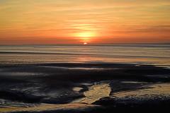 Creeking (Seldon,) Tags: seldonscott sunset morecambe