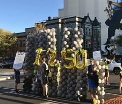 WABA Vision Zero Action (Mr.TinDC) Tags: waba visionzero ustreet protest awareness demonstration balloons safestreets trafficsafety dc washingtondc