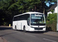 SJ66LLA     M9197148sm (Preselector) Tags: sunsundeguisc3 volvo b8r solus coach littleaston