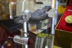 Propstore auction 2019 - 28 AUSTIN POWERS IN GOLDMEMBER - Backup Submarine Model Miniature (Mac Spud) Tags: london props prop movie memorabilia nikon z6