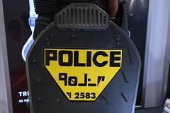 Propstore auction 2019 - 4 The Fifth Element - police officer (Mac Spud) Tags: london props prop movie memorabilia nikon z6
