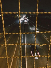 (vcolley) Tags: photo photography photographer photooftheday picoftheday photoadaychallenge photographs fotografia foto fotografeumaideia bestoftheday clickdoiniciante night cars car lights traffic