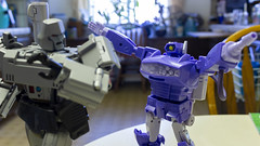 MEGS!!! (Mike - drowning in plastic) Tags: transformers toys shockwave megatron figures jfigures decepticon destron laserwave friendship