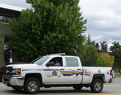 2015  Chevrolet Silverado K2500HD (D70) Tags: police chevrolet pickup truck rcmp grc penticton britishcolumbia canada 2015 silverado k2500hd
