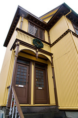 1908 home, downtown Reykjavík (jhberger505) Tags: