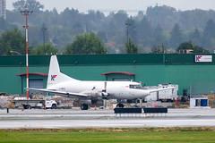C-FKFZ Convair CV-580 Kelowna Flightcraft Air Charter (SamCom) Tags: yvr cyvr vancouverinternationalairport cfkfz convair cv580 kelownaflightcraftaircharter