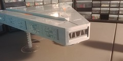 WIP Phoenix Nest MOC Update