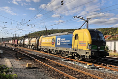 D WLC 193 243 Gemünden am Main 19-09-2019 (peters452002) Tags: peters452002 eisenbahn elok etrain railways railway railroad railroads rail railwaystation trains train trein treinen twop transportation spoor spoorwegen station duitsland ferrovia germany gemündenammain jalalspagestransportationalbum lokomotive lokomotief locomotive clickcamera cargo vectron bahn bahnhof bayern wlc