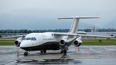 C-FSUA Avro RJ100 North Cariboo (SamCom) Tags: yvr cyvr vancouverinternationalairport cfsua avro rj100 northcariboo