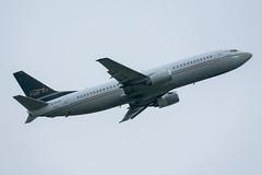 C-FLDX Boeing 737-408 Flair (SamCom) Tags: yvr cyvr vancouverinternationalairport cfldx boeing 737408 flair b734