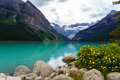 Lake Louise, Banff, Canada (ttchao) Tags: banff canada lakelouise sony ilce7rm3 a7riii a7r3 24105mm fe24105mmf4goss landscape lake