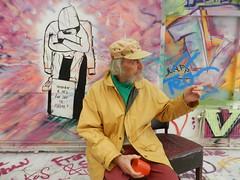 Street Art in The Hague (José D...) Tags: thehaguestreetart streetart art artofimages artphotography willemvandoorn willem thehague thenetherlands denhaag colours colorandcolours flickraward flickrclick flickrstar flickrsun flickrsocial flickrbest flickrgroups flickrspecial spirit