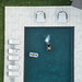 Aerial Shot of a Swimming Pool - Del Mar, California