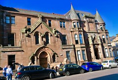 Sovereign House, Glasgow, UK (Robby Virus) Tags: glasgow scotland uk unitedkingdom britain greatbritain gb sovereign house robert duncan architecture architect mission deaf dumb church