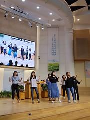 서울노회장기체육대회 플래쉬몹시연
