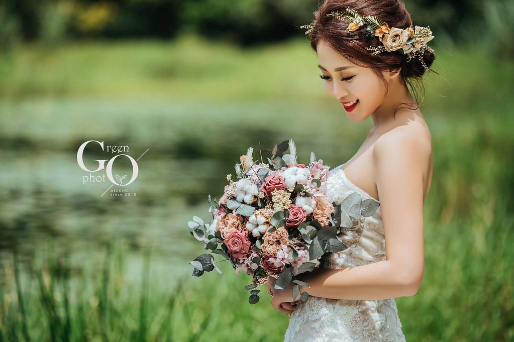 綠攝影像_婚紗攝影_周上