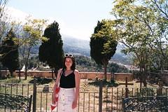 Guadalest, Spain (xenerrrrr) Tags: 35mm contaxt3 film spain summer guadalest