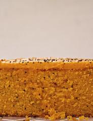 2019 Sydney: Orange & Poppyseed Cake (dominotic) Tags: 2019 food cake orangeandpoppyseedcake orangeicing dessert orange foodphotography yᑌᗰᗰy sydney australia