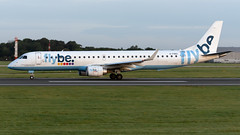 Flybe G-FBEI ERJ-195LR EGCC 14.09.2019 (airplanes_uk) Tags: 14092019 aviation embraer flybe gfbei man manchesterairport planes avgeek