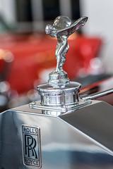 1939 Rolls Royce (sniggie) Tags: 1939rollsroyce elizabethtown hardincounty kentucky swopecarsofyesteryearmuseum swopescarsofyesteryearmuseum classicautomobile classiccar hoodornament vintageautomobile vintagecar