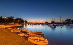 Dawn Boats (nicklucas2) Tags: seascape christchurch quay river stour water boat yacht dinghy swan duck bird dawn dorset