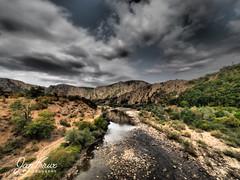 Arda River (Jan-Krux Photography - thx for 5Mio+ views) Tags: arda river fluss madzharovo mountains berge wasser wolken clouds landscape landschaft bulgaria bulgarien europe europa olympus omd em1 olympus714mmf28