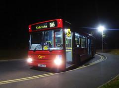 GAL LDP274 - LX06EYU - MOORHEAD WAY KIDBROOKE - TUE 17TH SEPT 2019 (Bexleybus) Tags: goahead go ahead london adl dennis dart ldp274 lx06eyu b16 kidbrooke moorhead way se3 ferrier estate tfl route