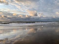 Strand (Majo Ti) Tags: wolken meer tingodden hvidesande nordsee sonnenuntergang dänemark denmark strand