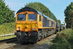 66759 Water Orton (anson52) Tags: 66 667 gbrf