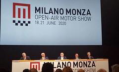 Presentato l'evento che dal 18 al 21 giugno 2020 porterà oltre 500.000 persone a Monza (formula1it) Tags: f1 formula1 presentato l'evento che dal 18 al 21 giugno 2020 porterà oltre 500000 persone monza