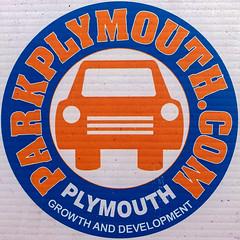 ParkPlymouth.com (Timothy Valentine) Tags: large parkinglot sign 2019 squaredcircle 0919 plymouth massachusetts unitedstatesofamerica