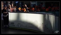 8ème jour / 8th day - Arrivée de petits Australiens en gare de Kyoto / Arrival of young Australians in Kyoto Station (christian_lemale) Tags: australiens australians gare railway station kyoto japon japan 京都 日本 nikon d7100