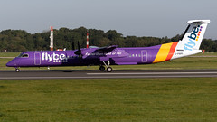 Flybe G-PRPI Dash 8 EGCC 14.09.2019 (airplanes_uk) Tags: 14092019 aviation dash8 flybe gprpi man manchesterairport planes avgeek
