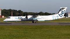 Flybe G-ECOF Dash 8 EGCC 14.09.2019 (airplanes_uk) Tags: 14092019 aviation dash8 flybe gecof man manchesterairport planes avgeek