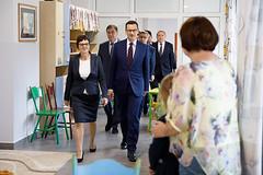 Konferencja dotycząca planu modernizacji szkół (19.09.2019) (Prawo i Sprawiedliwość) Tags: pis prawoisprawiedliwość premier mateuszmorawiecki