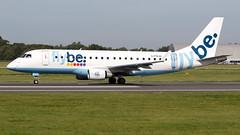 Flybe G-FBJH ERJ-175STD EGCC 14.09.2019 (airplanes_uk) Tags: 14092019 aviation embraer flybe gfbjh man manchesterairport planes avgeek
