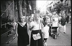(Kotton Kandy) (Robbie McIntosh) Tags: leicamp leica mp rangefinder streetphotography 35mm film pellicola analog analogue negative leicam analogico blackandwhite bw biancoenero bn monochrome argentique autaut dyi selfdeveloped filmisnotdead kodaktrix kodak trix 400 man stranger elmarit leicaelmarit28mmf28iii elmarit28mmf28iii 28mm arsimagofd sangennaro miracle napoli naples