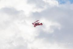 A random airplane sighting