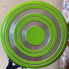 1 Egg Fry Pan (Timothy Valentine) Tags: large shopping squaredcircle green 0919 2019 cookware tomarket whitman massachusetts unitedstatesofamerica