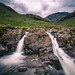 Double fall - Lake District, United Kingdom - Landscape photography